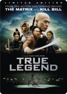 TRUE LEGEND ( LIMITED METAL EDITION)